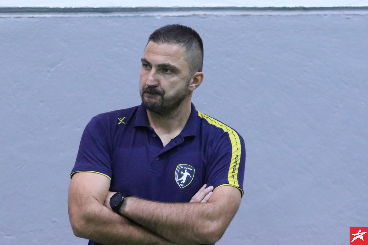 Damir Doborac: Ne razmišljamo o rukometu