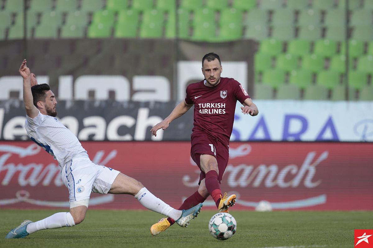 Kakav dan za kapitena FK Sarajevo: Nakon pobjede nad Željezničarom dobio sina