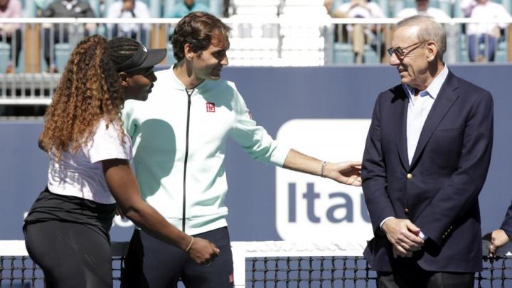 """""""Nadam se da ćemo ponovo na Wimbledonu gledati Serenu i Rogera"""""""