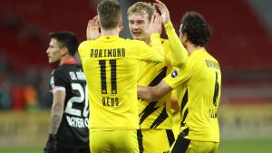 Borussia Dortmund pala u Leverkusenu, uvjerljive pobjede Hoffenheima i Wolfsburga