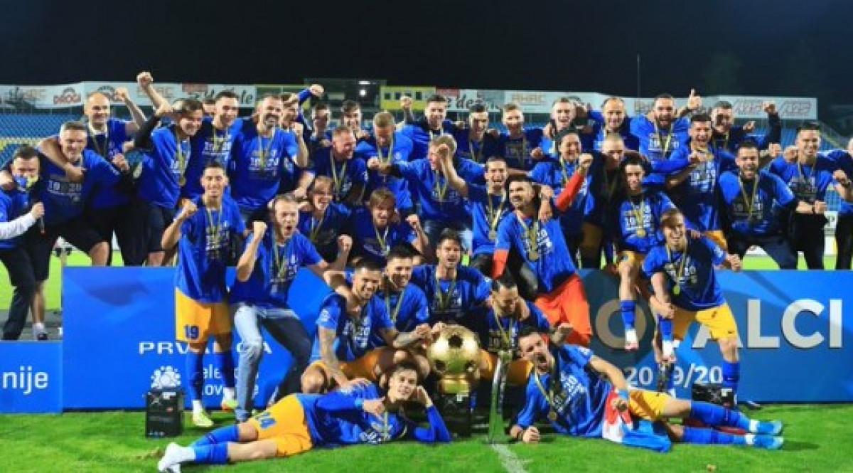 Maribor brutalnom čestitkom Celju ponizio Olimpiju