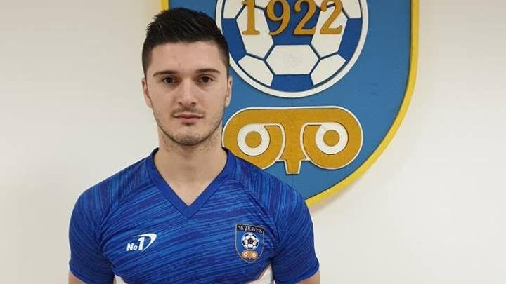 Stefan Kršić potpisao za NK Travnik