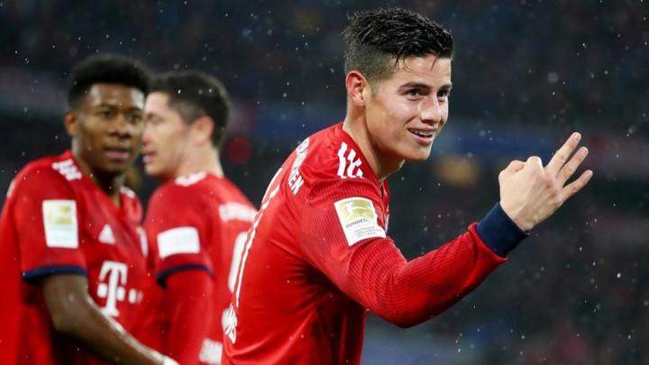 """Bayern potvrdio, James više nije član Bavaraca:  """"Ne bavimo se trgovinom"""""""
