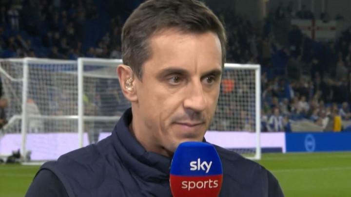 Neville objasnio koliko je potrebno Unitedu da stigne Liverpool i City i vijesti nisu dobre