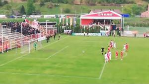 Pogledajte gol koji bi Sarajevu mogao donijeti titulu