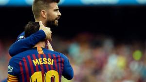 Pique: Već sam znao za spornu Messijevu klauzulu, ali ne brinem se