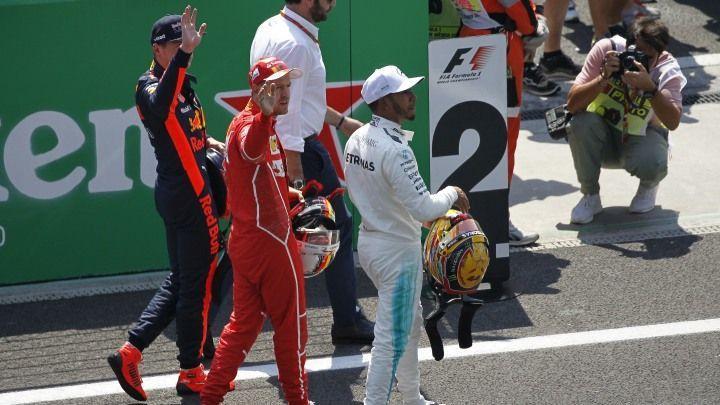 Hamilton: Vettel će iduće sezone biti još jači