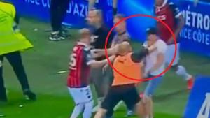 Jedan od članova Marseillea nokautirao navijača Nice