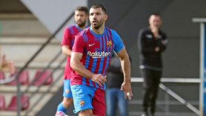 """Aguero debitovao za Barcelonu i ostao bez teksta: """"Nisam to očekivao..."""""""