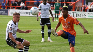 Nesuđeni igrač Sarajeva potpisao za engleski klub i pogodio u debiju