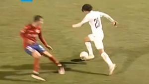 Salčin kao nekad Zidane: Igrač Borca kao na ringišpilu