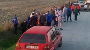 Nogometaši Travnika po povratku sa gostovanja imali su zanimljiv zadatak