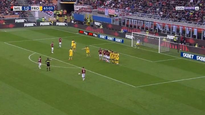 Golčina Susa za vodstvo Milana od 2:0