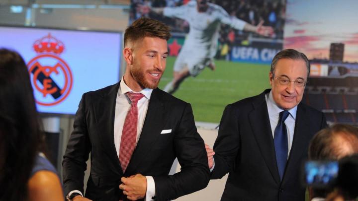 Ramos održao sastanak sa Perezom i rekao mu gdje želi da nastavi karijeru
