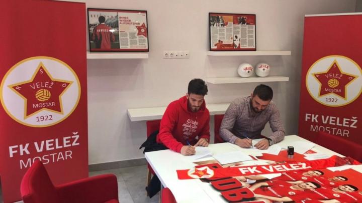 Adnan Dudić produžio ugovor sa FK Velež