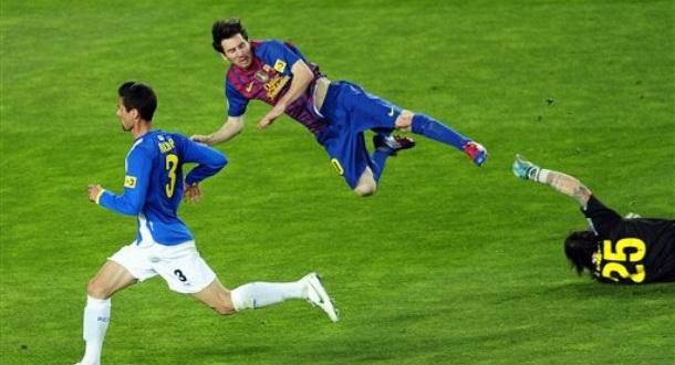 Messi prvi strijelac Primere