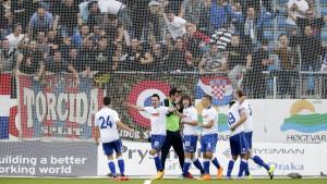 Hajduk razbio Rijeku u jadranskom derbiju