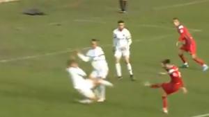 Igrači Mladosti u šoku, ne mogu da vjeruju da im nije dosuđen penal protiv Borca