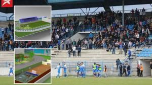 Konačno stižu bolji dani za Iskru? Pogledajte kako će izgledati stadion Jaklić u Bugojnu