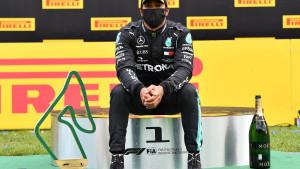 Lewis Hamilton jučer postavio rekord kojeg će rijetko ko stići