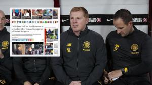 """Navijači Celtica tražili smjenu Lennona nakon primljenog gola protiv """"malog"""" Sarajeva"""