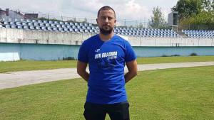 Moranjkić ponovo u Gradini, ali u novoj ulozi