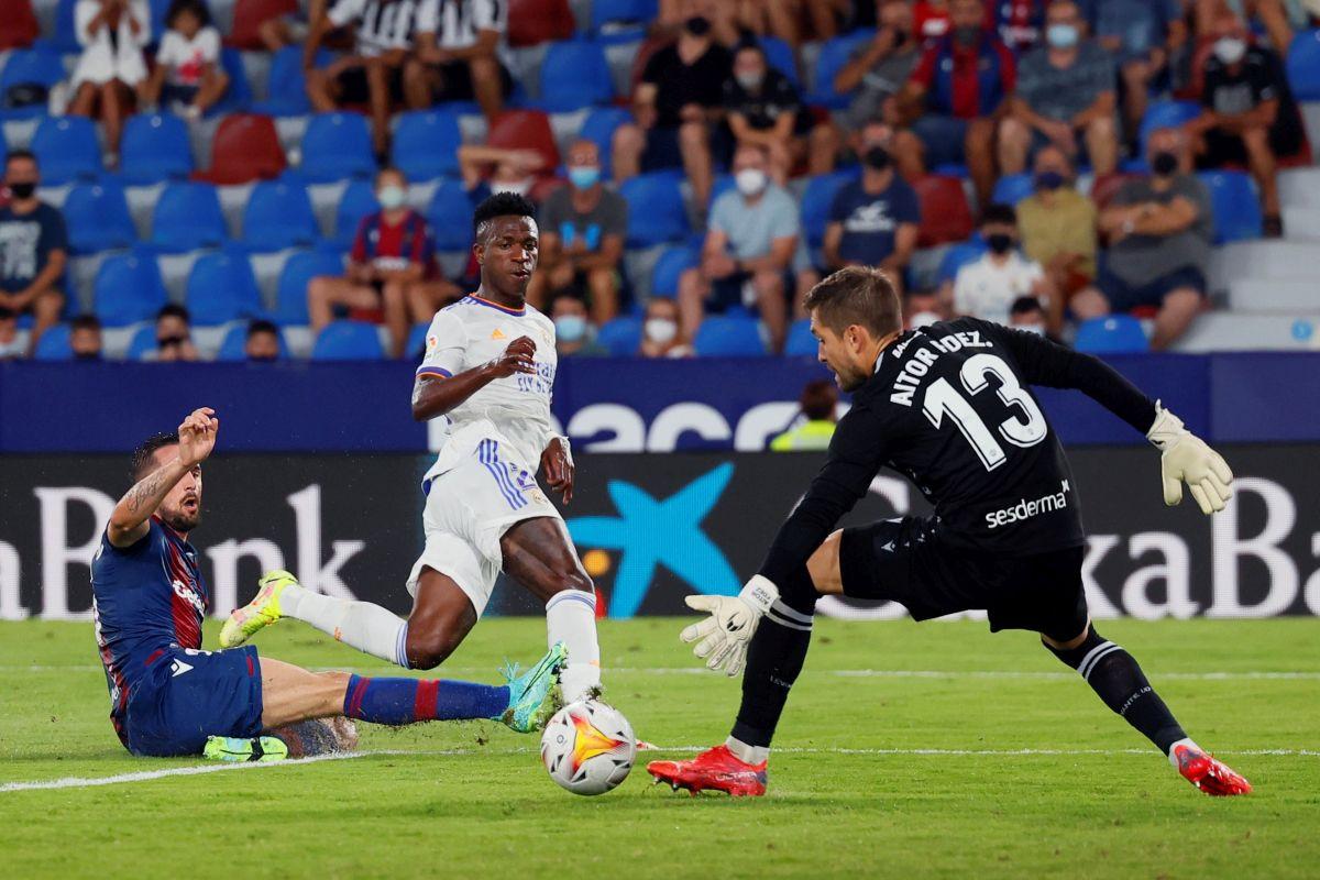 Najluđa utakmica godine: Šest golova, igrač na golu Levantea i remi protiv Real Madrida