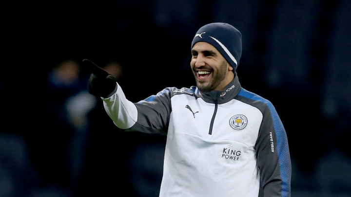 Leicester konačno spreman prodati Riyada Mahreza