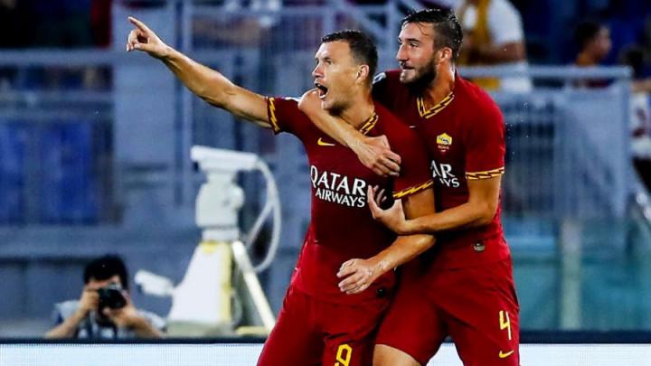 Džeko je sretan, u nedjelju kao kapiten predvodi Romu u meču sa Juventusom
