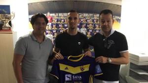 Jasmin Mešanović produžio ugovor sa Mariborom