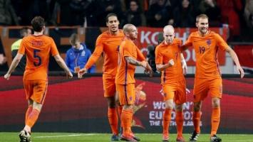 Čudan gol Carrasca za remi Belgije u Amsterdamu
