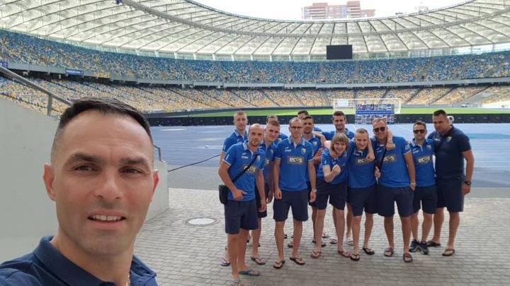 Mininogometna reprezentacija BiH danas protiv Irske, prvi cilj proći grupu