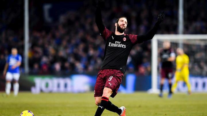 Juventus traži Emersona za Higuaina