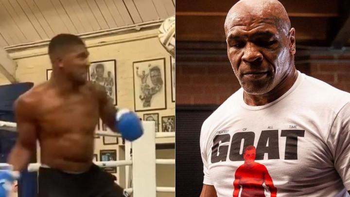 Mladi Joshua ili 'matori' Tyson: Ko izgleda bolje?