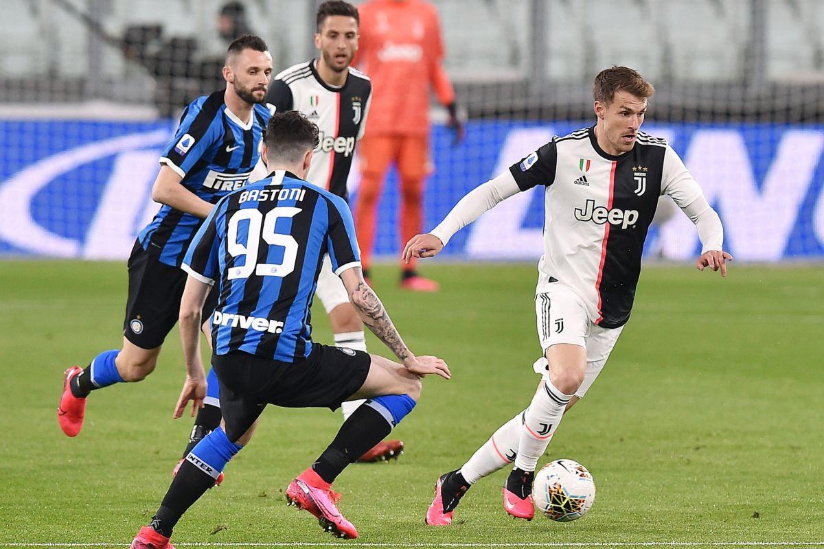 Inter još uvijek ne može ništa Juventusu: Ramsey i majstorija Dybale za pobjedu Stare dame!