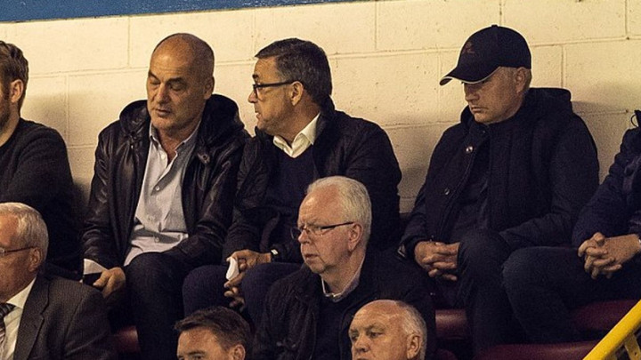 Kad vrag odnese šalu: Mourinho pratio meč Burnleyja u Evropa ligi