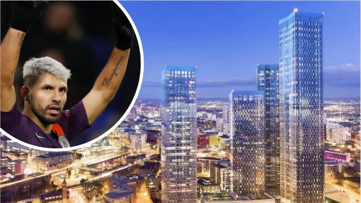 Niko neće imati ljepši pogled u gradu: Aguero ulaže u investiciju vrijednu četiri miliona funti!