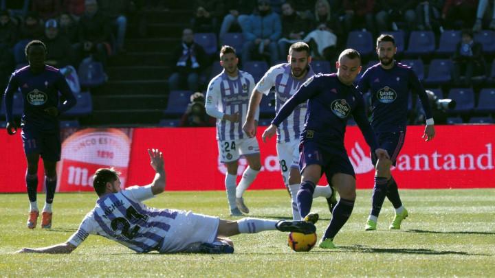 Valladolid nakon preokreta savladao Celtu Vigo