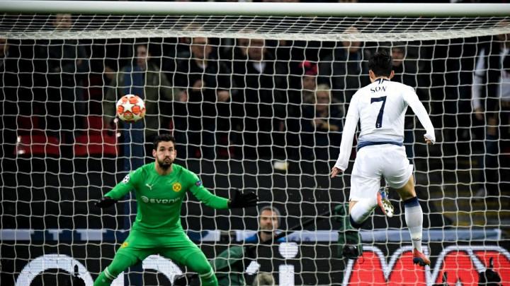 Tottenham razbio Dortmund u finišu utakmice