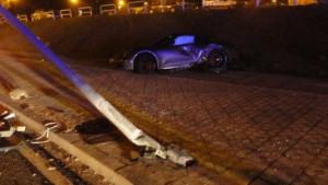 Španski fudbaler doživio tešku saobraćajnu nesreću
