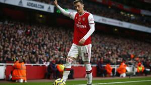 Arsenal se oglasio povodom Ozilove objave o muslimanima u Kini