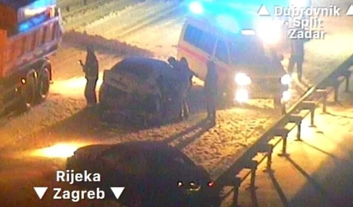 U udesu na autoputu teško povrijeđeni suci koji su trebali suditi Dinamo - Lokomotiva