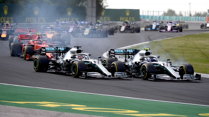 Sjajna borba na Hungaroringu: Hamilton pred sami kraj pretekao Verstappena