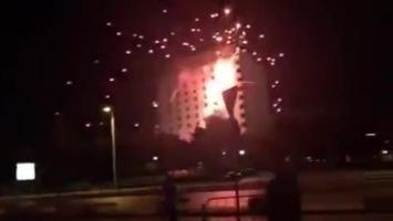 Navijači Levskog vatrometima napali hotel Hajduka