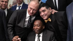 Fotografija na kojoj Vladimir Putin mnogima nije bio ni u drugom planu