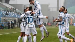 Inter uvjerljiv u Sassuolu za povratak u sami vrh