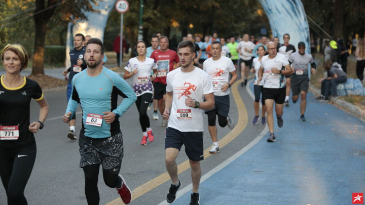U Sarajevu održana druga AUDI B2B RUN utrka