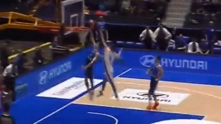 Odlična igra bh. košarkaša i fantastično zakucavanje Amara Gegića