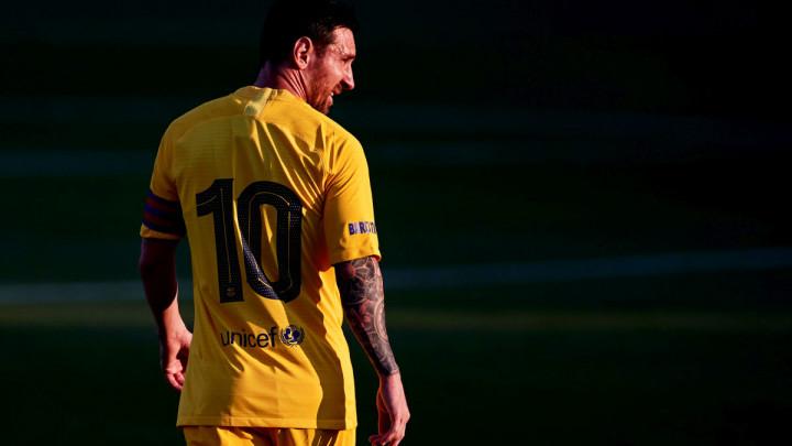 Lionel Messi najplaćeniji nogometaš 2020. godine