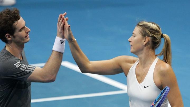 Murray: Šarapovu ćemo gledati na Wimbledonu